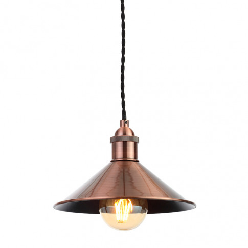 Edit Guard Easy Fit Ceiling Pendant Shade - Antique ...