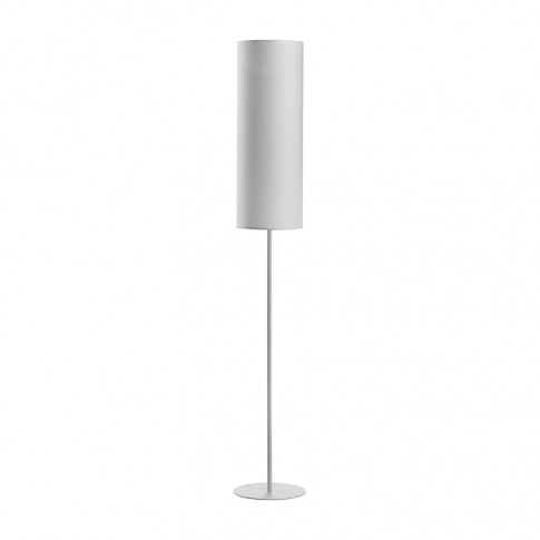 Edit Stand Floor Lamp - Silver