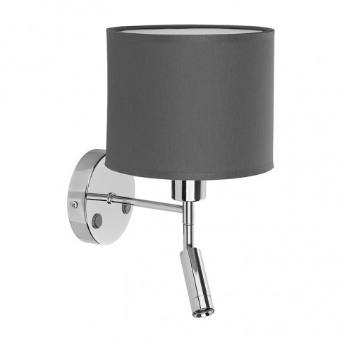Edit Cabin Wall Light With Led Reading Light - Graph...