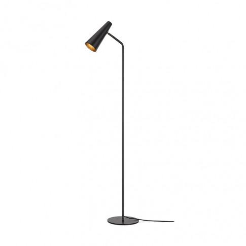 Peak Floor Lamp - Black