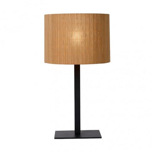 Lucide Magius Table Lamp - Rattan