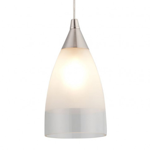Searchlight Admiral Ceiling Pendant Light - Satin Si...