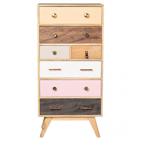 Penelope Wooden Chest Of Drawers